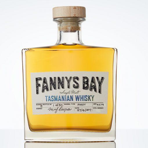 Fannys Bay Pinot barrel Whisky
