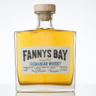 Fannys Bay Pinot barrel Whisky