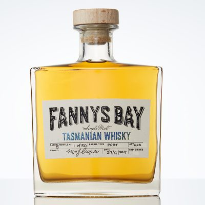 Fannys Bay Port Barrel Whisky
