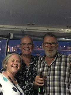 WHISKY AND BEER TASTING CRUISE