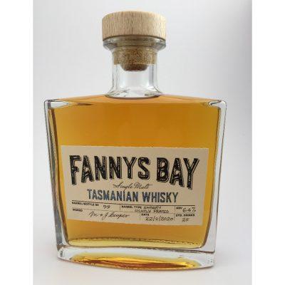 Sherry (Lightly Peated) 64%abv 500ml Barrel 99