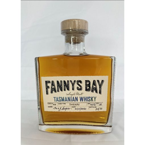 Sherry 63%abv 500ml Barrel 66