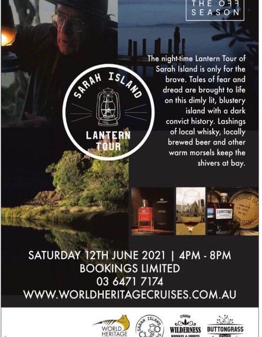 Sarah Island Lantern Tour – Past Event