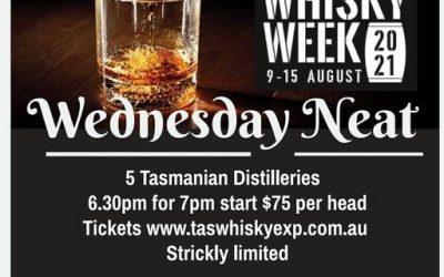 Tasmanian Whisky Week 2010
